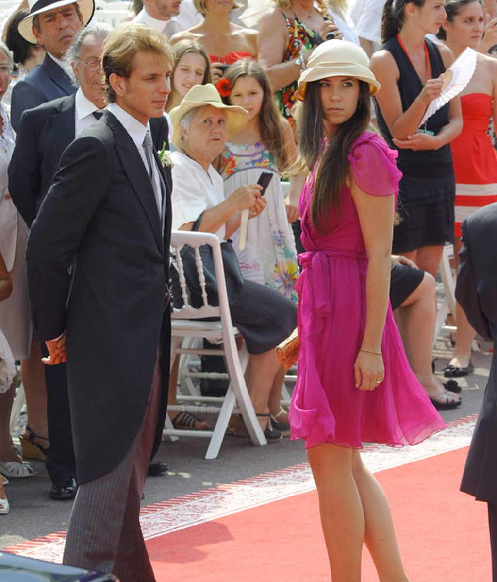 La alfombra roja en Mónaco