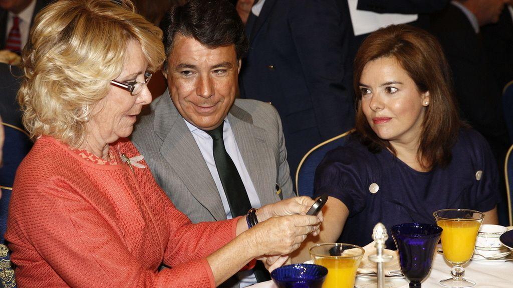 """Aguirre pide que la """"energía"""" puesta en los Juegos se use para el """"paro y corrupción"""""""