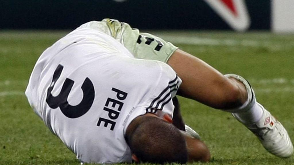 Pepe dice adios a la temporada