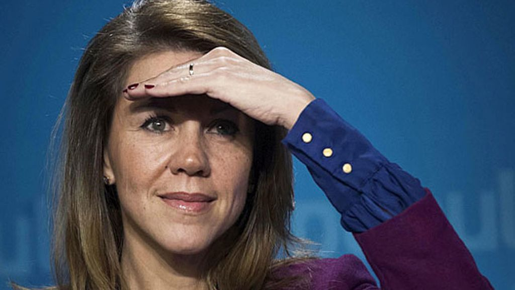 María Dolores de Cospedal niega rotundamente que los papeles se correspondan con la contabilidad del PP