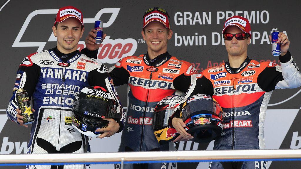 Las mejores instantáneas de MotoGP