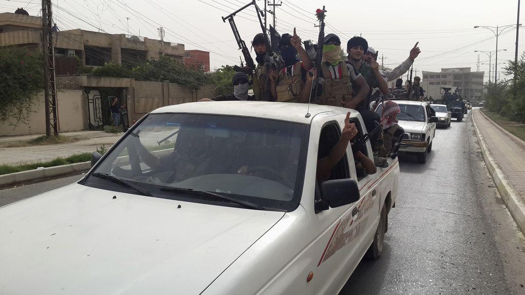 Milicianos del ISIS se hacen con el control de dos localidades de la provincia de Diyala