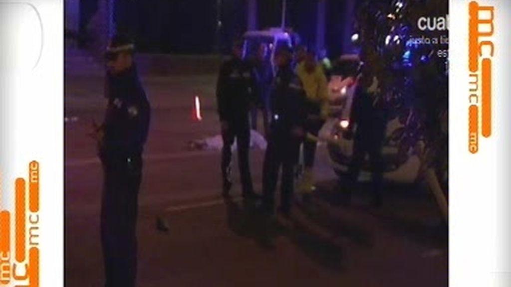 Accidente mortal en Sevilla