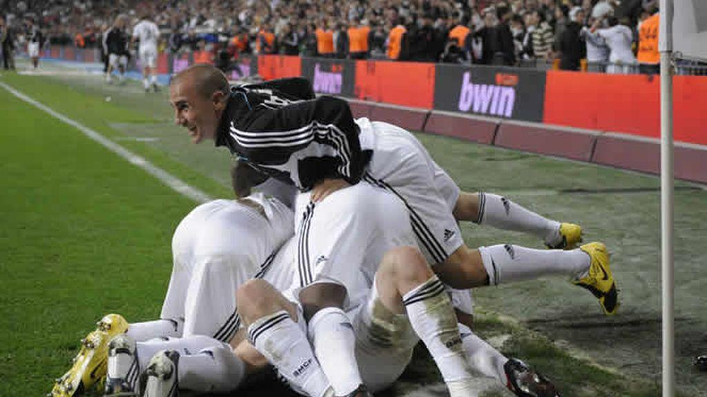 El Real Madrid sigue unido y sumando puntos