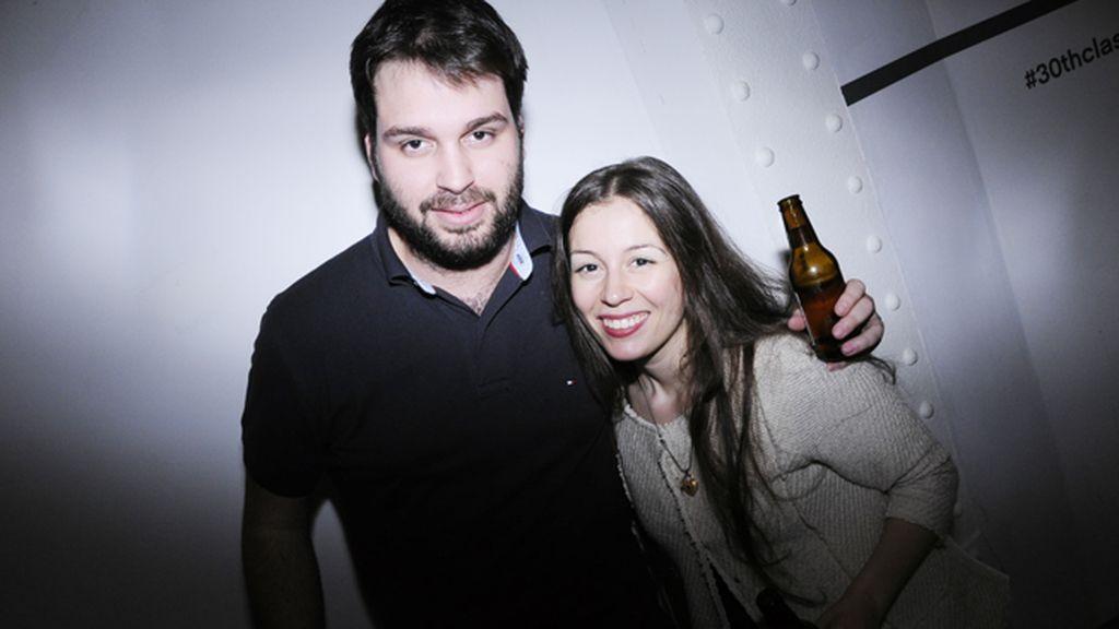 Mario Villar y María Laura Brenlla