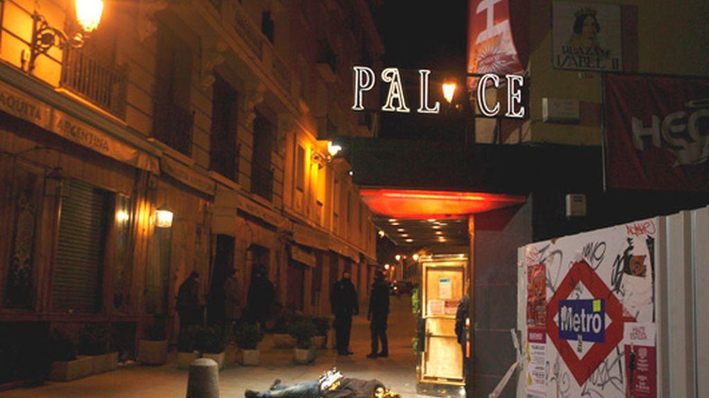 Dos muertos en un tiroteo en una discoteca de Madrid