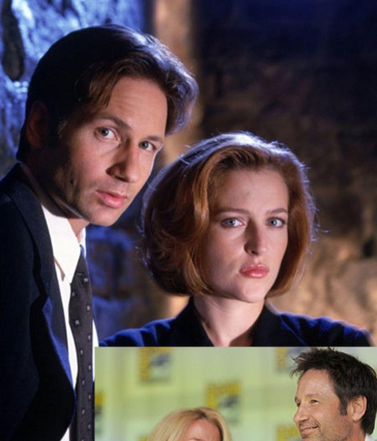 The X Files cumple 20 años