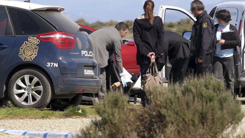 Dos hombre muertos y una mujer herida grave en un tiroteo en León. foto: EFE