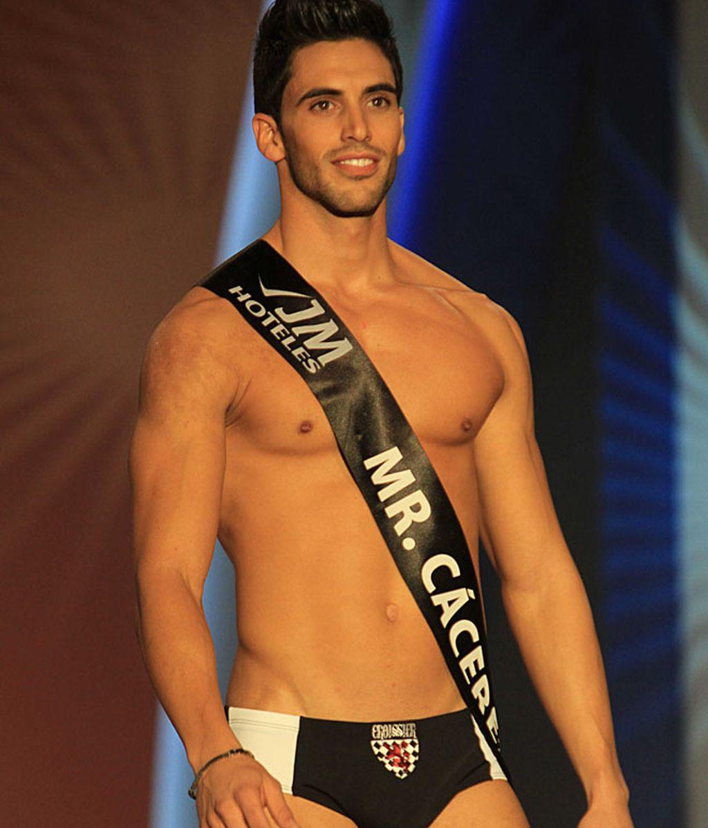 Los cuerpos serranos de Mister España 2011