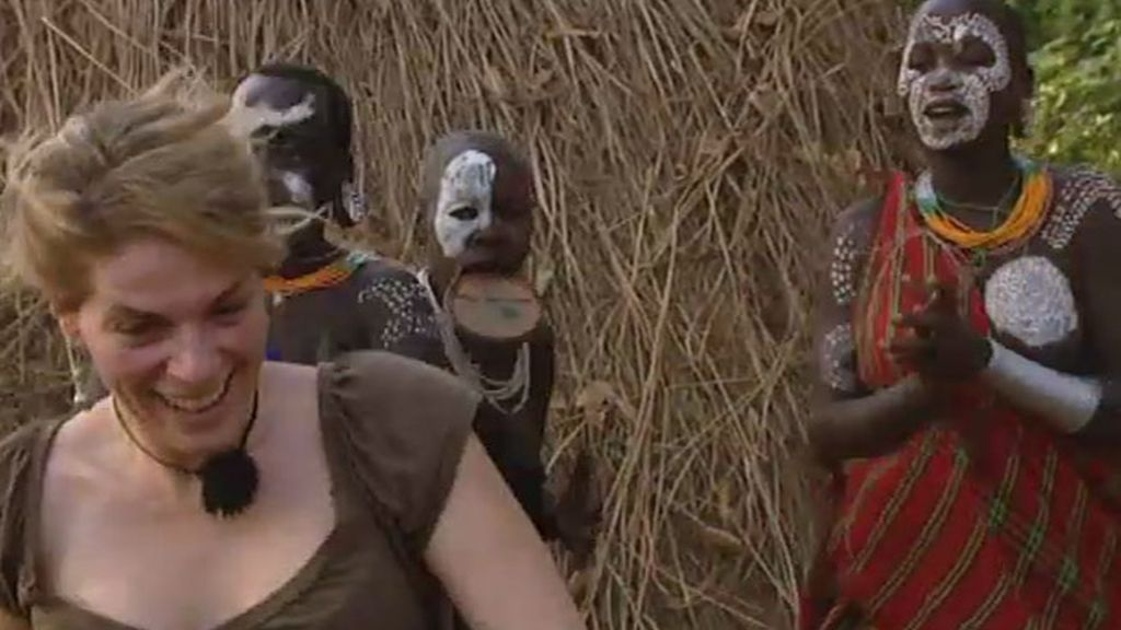 Los Berhanyer se encuentran con los Suri