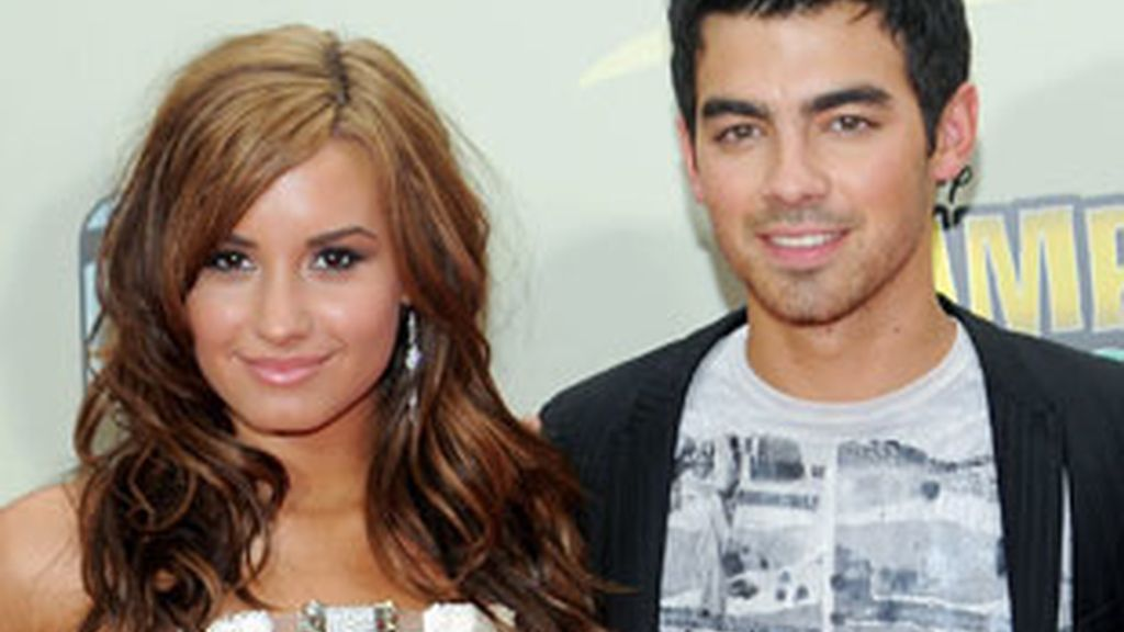 Demi Lovato y Joe Jonas no han dejado de ser amigos desde su ruptura. Foto: Gtres