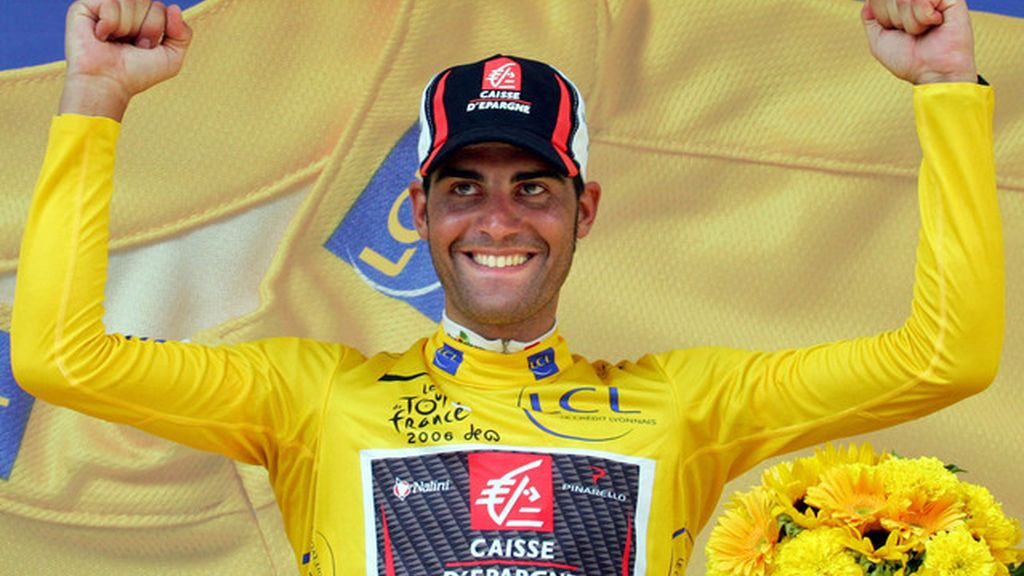 Óscar Pereiro alargó la leyenda española con el Tour de 2006