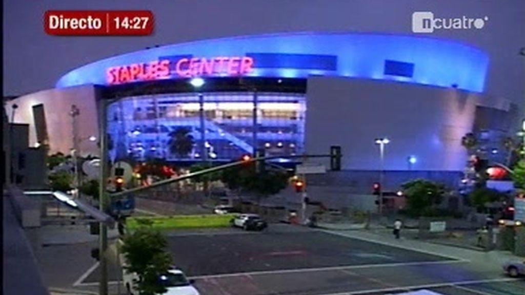 Todo listo en Los Ángeles para el funeral de Michael Jackson