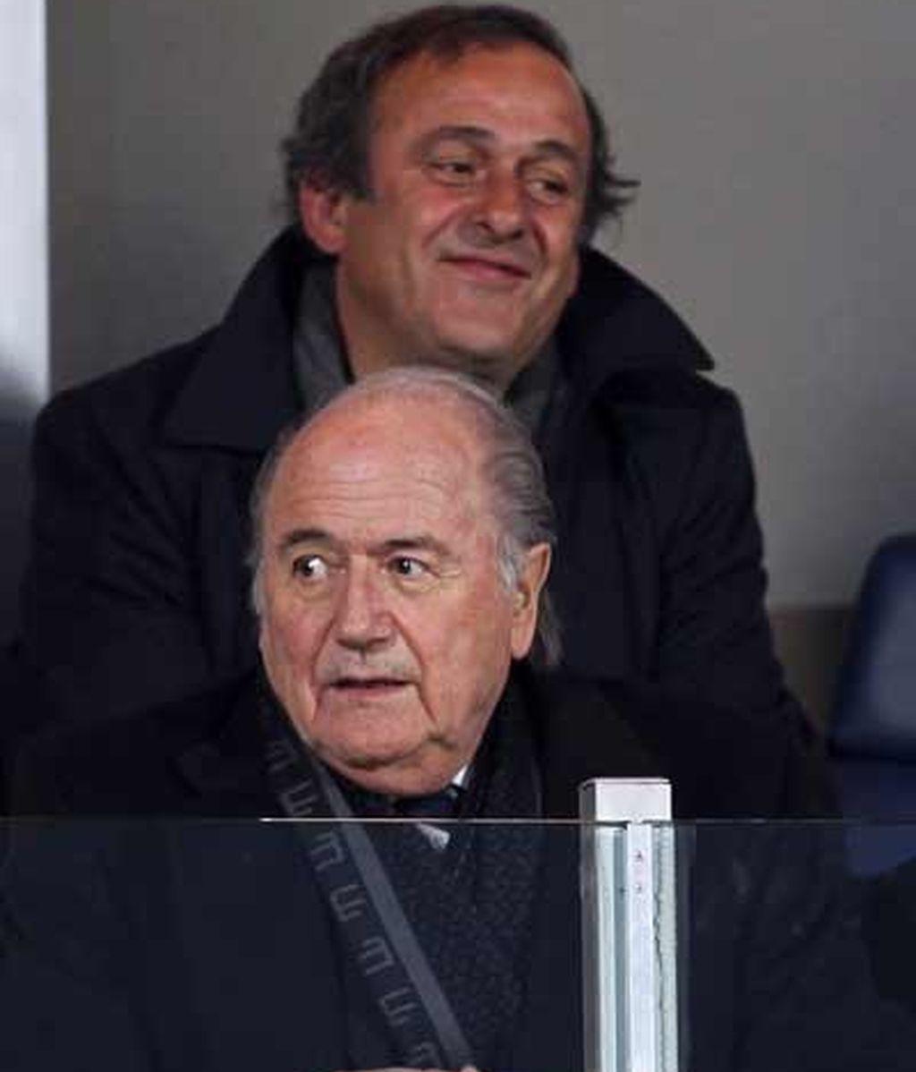 Blatter ha reconocio los errores de los colegiados en el Mundial