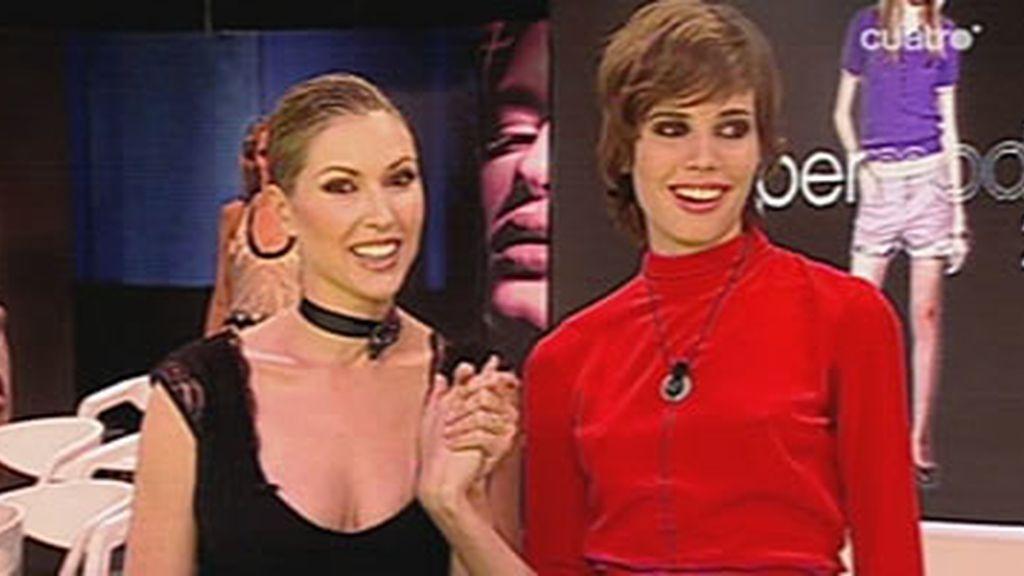 Mª José, ganadora de Supermodelo 2006