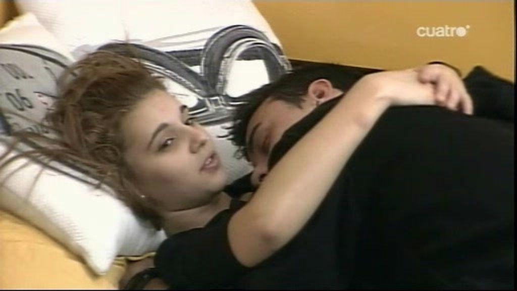 Triunfa el amor entre María y Ramón
