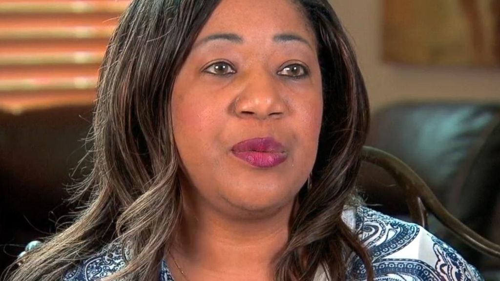La mujer a la que insultaron durante la operación
