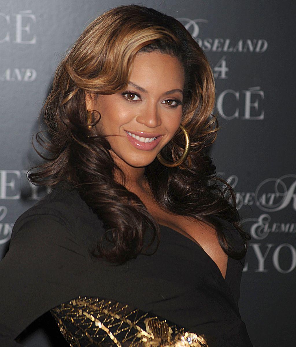 El embarazo de Beyonce