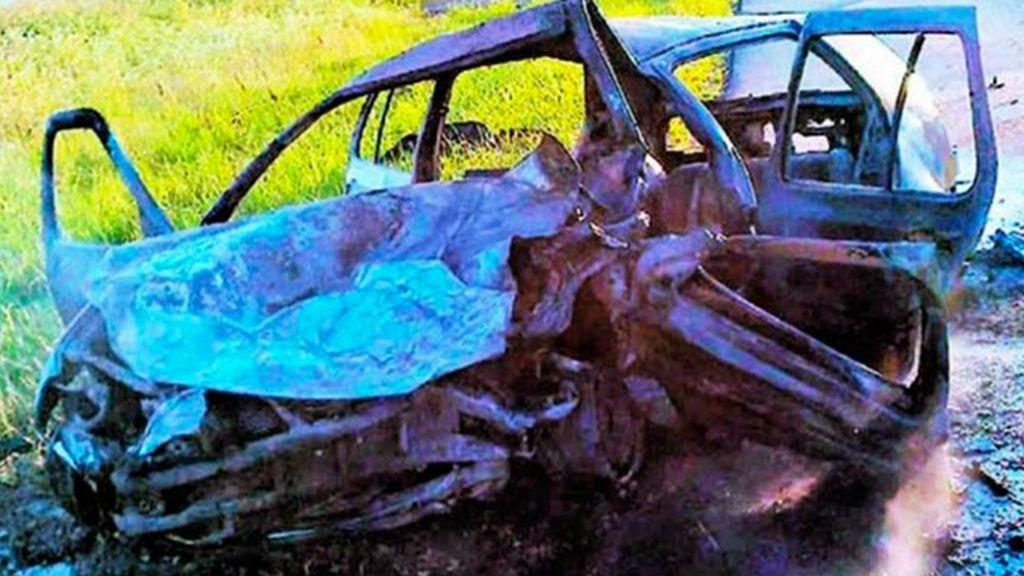 Se ahorca en casa después de conocer que su hijo murió conduciendo el coche que le había regalado