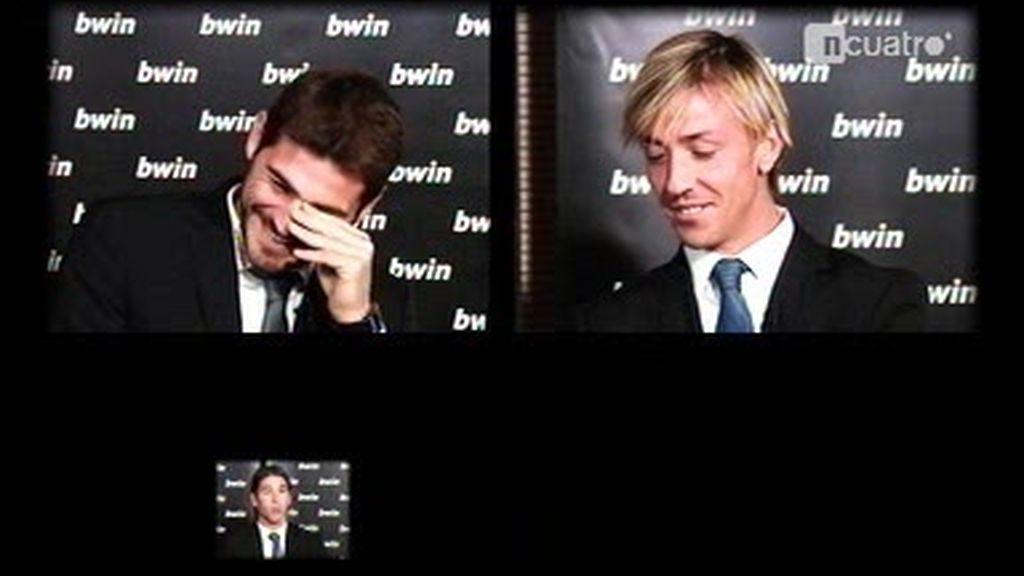 El Real Madrid habla y son palabras de capitán