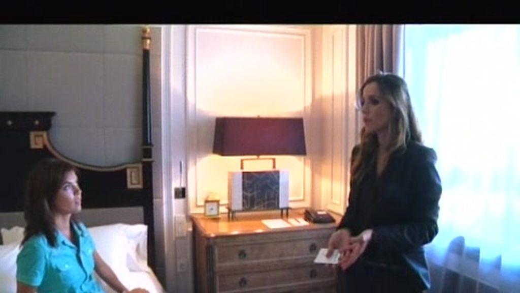 21 días de lujo: Viviendo en una suite