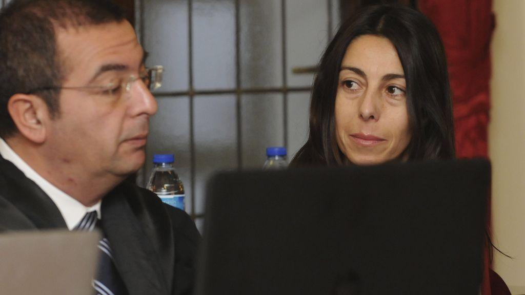 Fermín Guerrero y Raquel Gago