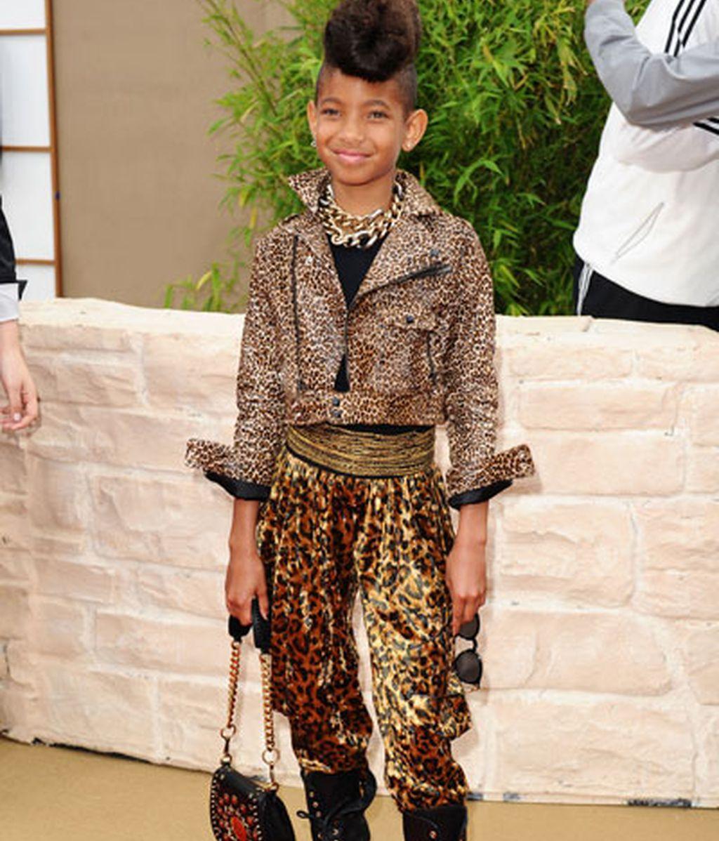 Willow Smith o cómo vestirse para ser una it girl