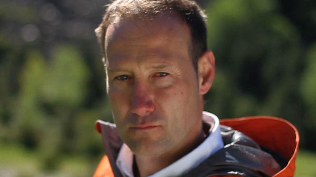 Pedro García Aguado es el director de El Campamento
