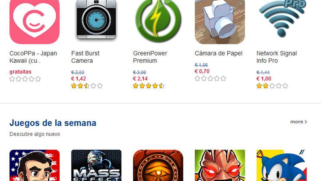Galaxy Apps,tienda online de Samsung,Samsung,aplicaciones