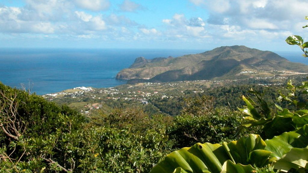 Montserrat (Es un territorio británico de ultramar)