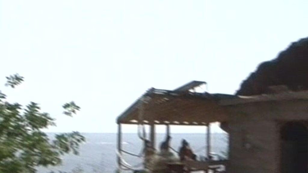 Playa de la Veta: cientos de personas viven en este lugar de ensueño