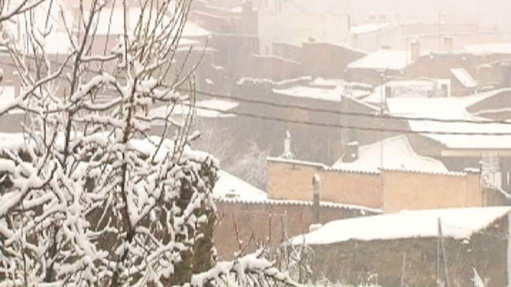 El temporal causa más de 250 incidencias en Andalucía