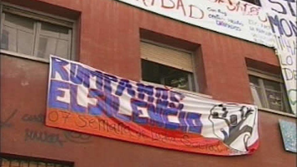 Okupas en Madrid