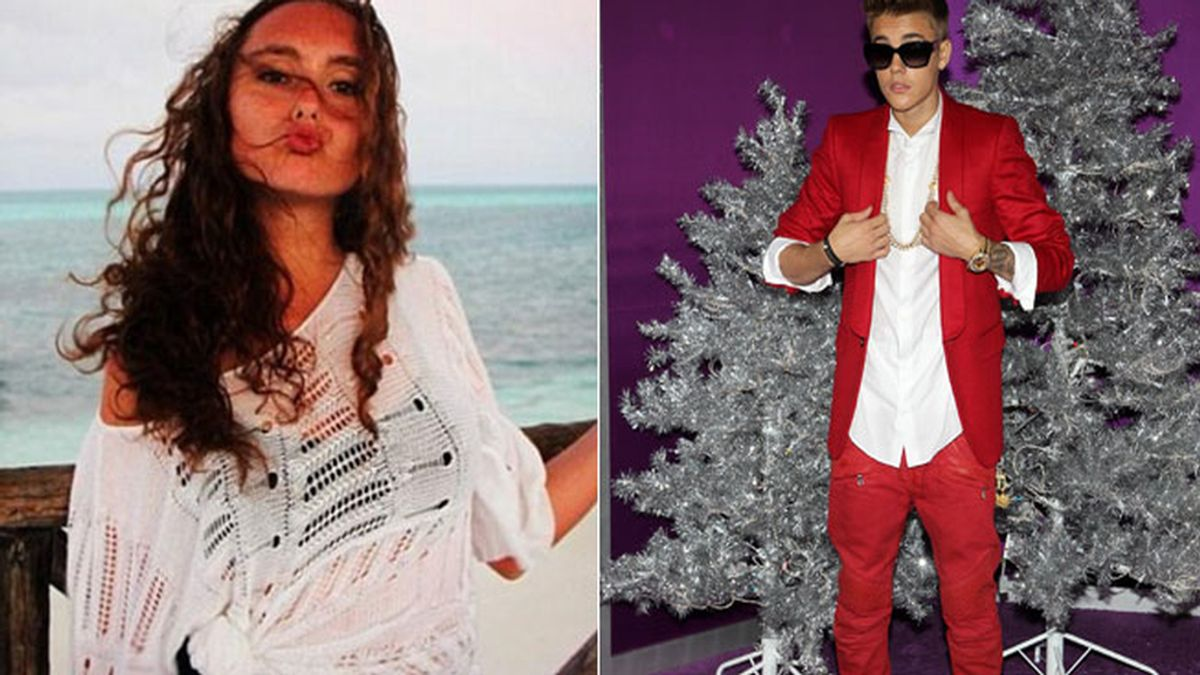 Justin Bieber y Katherine Gazda