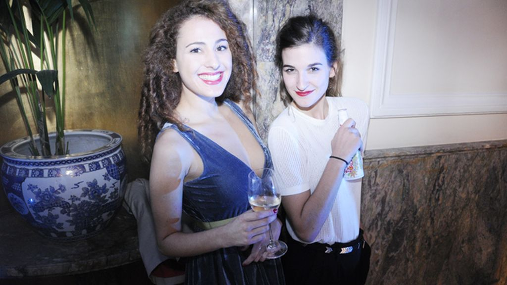 Pitty Bernad y Cristina Malcorra