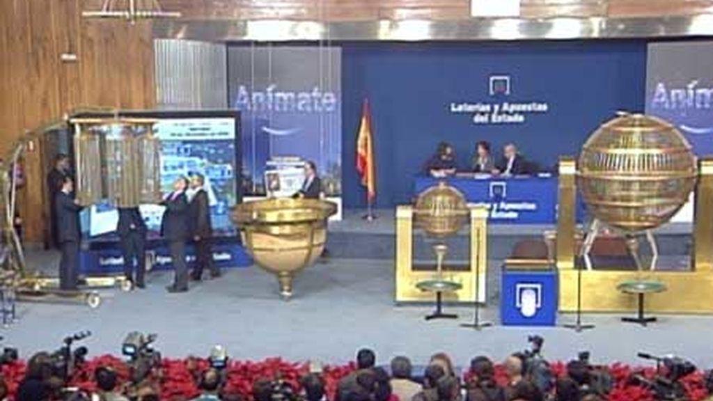 Más de 2.787 millones de euros en lotería