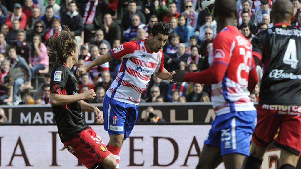 Hemed y la polémica dan tres puntos al Mallorca