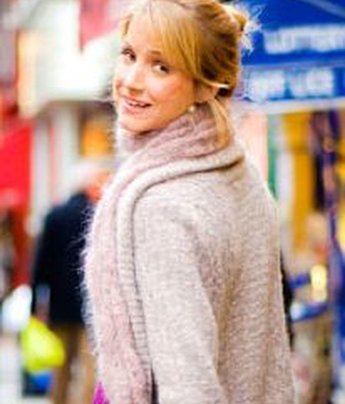 La doctora Brooke Magnanti, famosa por el personaje 'Belle di Jour', la escort que contó en la Red sus encuentros sexuales. Foto 'The Times'