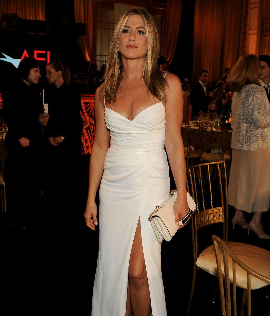 J Aniston
