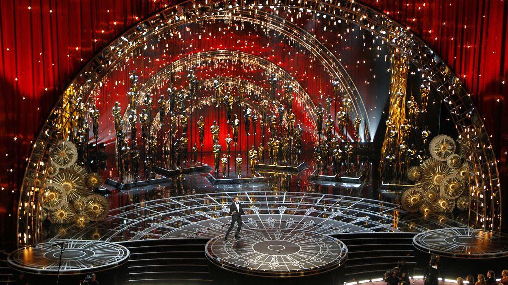 El espectacular escenario del Dolby Theatre