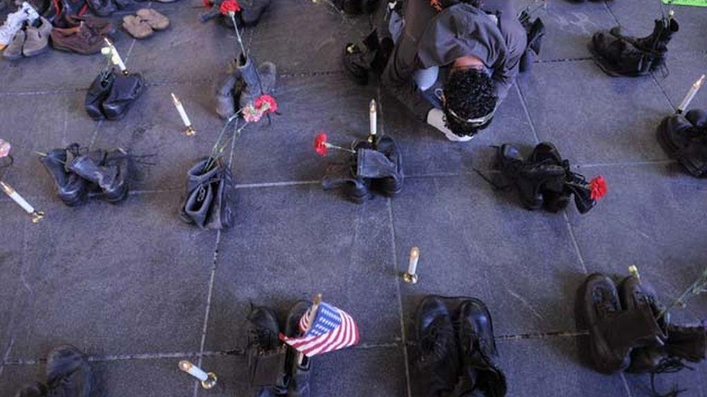 Contra los americanos en Afganistán