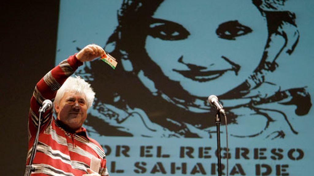 Concierto en honor de Aminatu Haidar