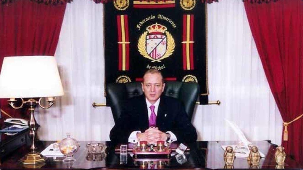 Presidente de la Federación Almeriense de Fútbol
