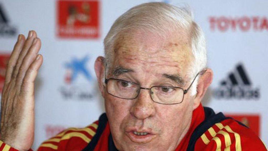 Aragonés confía en poder ganar la Eurocopa