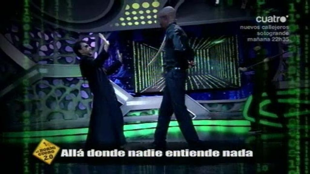 Matrix, el musical