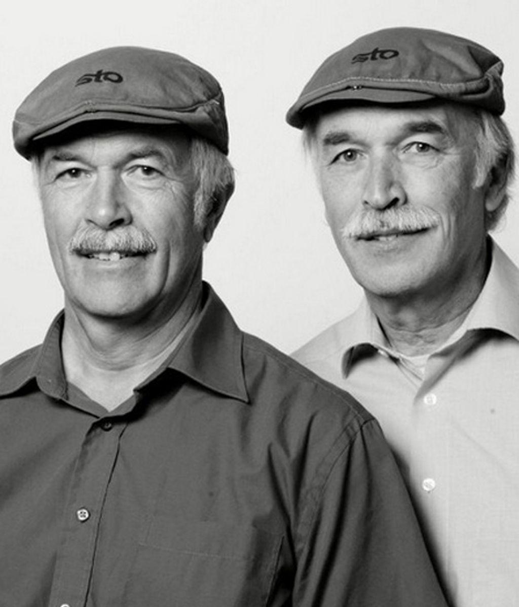 Personas casi idénticas que no se conocen
