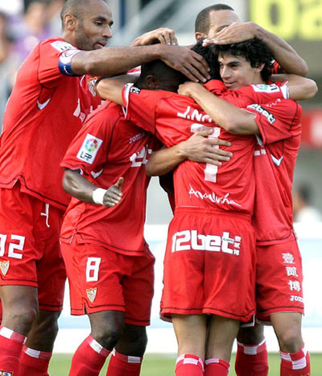 1-2. El Sevilla no cede y mete en problemas al Tenerife