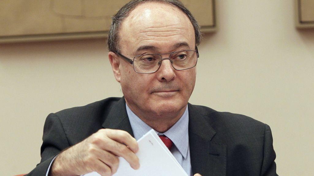 José María Linde, gobernador del Banco de España