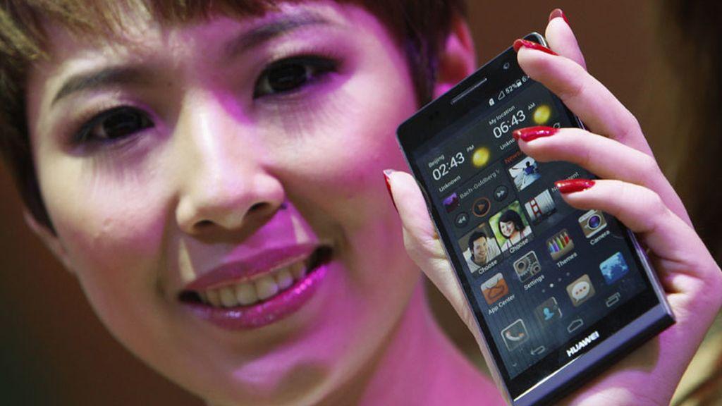 """Huawei Ascend P6, el 'smartphone' """"más fino del mundo"""" con 6,18 milímetros de grosor"""