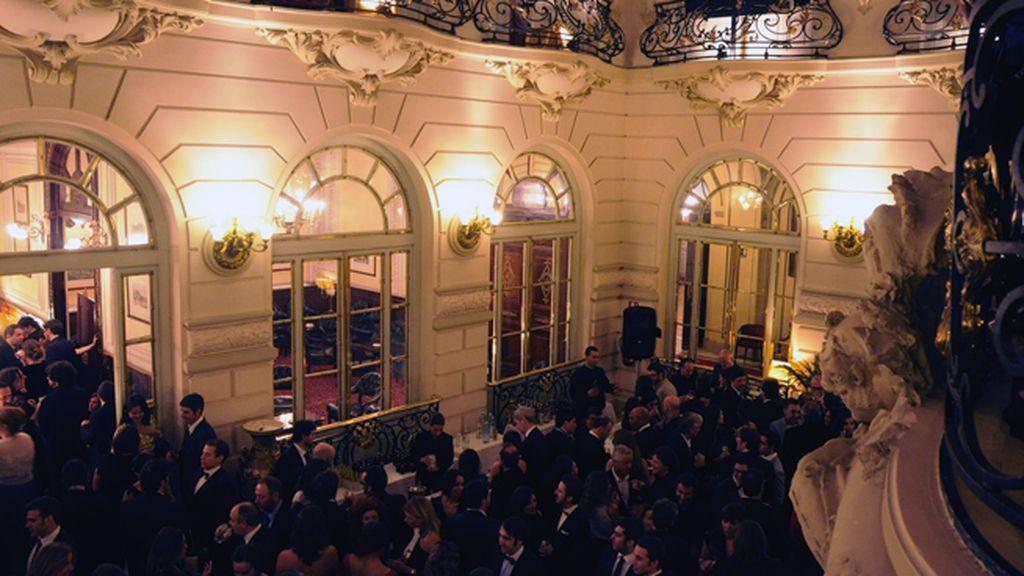El Casino de Madrid, marco perfecto para la gran fiesta del cine español